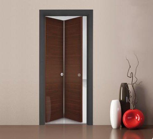 Книжка межкомнатная дверь